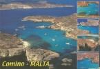 D1304 - POSTAL - COMINO - MALTA - Malta