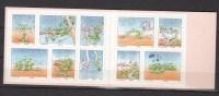 Namibia 1999.10V In Booklet,snakes,slangen,schlangen,serpent,serpeinte,serpente,MNH/Postfris(L1923) - Serpents