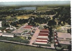 25287 ST Saint -AUBIN-DU-CORMIER.  Environs -au Loin L' Etang  -59.47A CIM -colorisée Aerien Camp Militaire - France