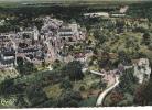 25288 ST Saint -AUBIN-DU-CORMIER.  Vieille Tour Eglise Tour  -1960A CIM -colorisée Aerien
