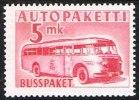 1952-1958. Mail Bus. 5 Mk. Carmine Rose. (Michel: 6) - JF157178