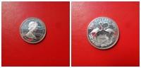 BAHAMAS 2 DOLARES PLATA 1973  PROOF KM#23 - Bahamas