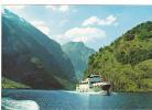 25295 Norway Norvege Norge -Sogn Sognefjord Fjord Naeroy -foto Bergum 179- Ferry - Norvège