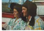 25297 Nazaré Nazare .n°62. Idilio. Idylle Idyll - Dulia -costume Portugal  Couple Amoureux Bonnet