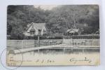 Old & Rare 1907  Trinidad Postcard - Maraval Reservoir - Postales