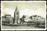 MARIAKERKE - Eglise N-D Des Dunes Et Rue Du Village - Kerk O.-L.- Vrouw Ter Duinen - Circulé - 1958 -  Circulated. - Oostende