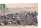 25300 Armée Française En Manoeuvres Grande Halte D Infanterie -ND 15 -timbre Taxe Fusils 1913 - Guerre 1914-18