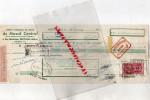 03 - MONTLUCON - TRAITE STE REGIONALE VENTE MASSIF CENTRAL-4 RUE MONDETOUR- 1955 - Portugal
