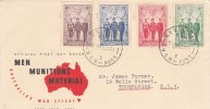 Australia 1940 Armed Forces FDC - FDC