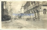 22737 MEXICO TOLUCA AVENUE INDEPENDENCIA YEAR 1922 CIRCULATED TO SPAIN POSTAL POSTCARD - Mexique