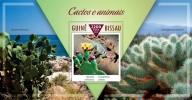 Guinea Bissau. 2015 Cactuses And Animals. (304b) - Sukkulenten