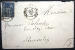 TYPE SAGE + Cachet Type 18 + T18 REMOULINS  --  AVIGNON  --  VAUCLUSE  --  LSC  --  1883 - 1877-1920: Période Semi Moderne
