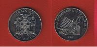 Jamaique  //   1  Dollar 1982   //   Km # 96   //  état  SUP+ - Jamaica