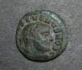 SEVERUS II BRONZE DENARIUS, GENIUS, GOOD QUALITY. - 6. La Tetrarchia E Costantino I Il Grande (284 / 307)