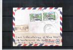 Lettre Recommandée De Pointe-Noire Vers Nice(France) 1968 - Campagne Pour La Canne à Sucre (à Voir) - Congo - Brazzaville