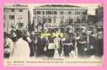 CPA  MONACO -  Procession STE -DEVOTE -27 Janvier - Les Reliques Et Gardes D´Honneur- - Monaco