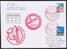 "ANTARCTIC, JAPAN, JARE 56, 27.1.1, ""SYOWA"", 3 Cachets + Signature, Look Scan !! 14.11-23 - Timbres"