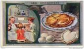 """CHROMO """"AU PLANTEUR DE CAÏFFA"""" Ratons Au Fromage (LOT AB10) - Trade Cards"""