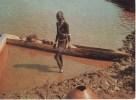 AK Äthiopien Baro River Gambela 1985 - Äthiopien