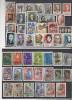 RUSSIE LPetit Lot De 45 Timbres Oblitérés - Briefmarken