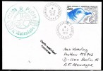 "ANTARCTIC,TAAF , D´URVILLE 15.1.1991,  Cachet ""L´Astrolabe"", Look Scan !! 10.6-25 - Antarktis-Expeditionen"
