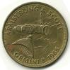 2472 Vz Armstrong & Scott Gemini 8 1966 - Kz Shell - Jetons & Médailles
