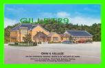 WELLESLEY 82, MA - CHIN'S VILLAGE - BUNKER HILL ADV. CO INC - - Stati Uniti
