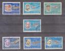 1978 - Les Pionnier De L Aviation Mi No 3563/3569 Et Yv P.A. 259/265 - 1948-.... Republics