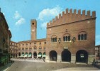 P3027 TREVISO - PIAZZA DEI SIGNORI - PLACE, SQUARE, PLATZ - MODERNA, VIAGGIATA 1990 - Treviso