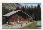 SWITZERLAND - AK 248580 Schwenden - Diemtigtal - Ski- Und Ferienhaus Des TV Steffisburg - BE Berne