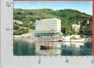 CARTOLINA VG ITALIA - TRIESTE - Grignano Mare - Adriatico Palace Hotel - 10 X 15 - ANNULLO 1967