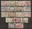 VAFE  5869       BRUXELLES TOUR ET TAXIS - 1895-1913