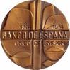 ESPAÑA. MEDALLA BANCO DE ESPAÑA. ÚNICO DE EMISIÓN. 1.974. CON ESTUCHE ORIGINAL. ESPAGNE. SPAIN - Profesionales/De Sociedad