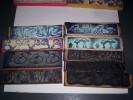 Tampons Scolaires VINTAGE ..magnifiques Frises - Unclassified