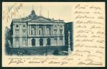 CAMARA MUNICIPAL De LISBOA Edição Pap.Santos E Magalhaes. Circulado 1905. Old Postcard PORTUGAL - Lisboa