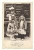 Cp, Folklore, Les Petits Gas De Chez Nous.....-  Botrel - Costumes