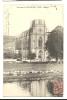 Cp, 25, ENv. De Pontarlier, L´Eglise, Voyagée 1905 - Pontarlier