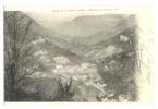 Cp, 25, Vallée De La Loue, Lods, Quartier Du Moulin Neuf, Voyagée 1904 - Francia