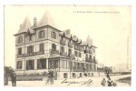 Cp, 44, La Baule-sur-Terre, Le Grand Hôtel De La Baule, Voyagée - La Baule-Escoublac