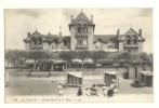 Cp, 44, La Baule, Grand Hôtel De La Plage, écrite 1917 - La Baule-Escoublac