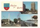 Cp, 71, Chalon Sur Saone, Multi-Vues - Chalon Sur Saone