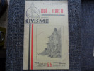 ANC  REVUE / CIVISME N°10 DEC 1953 /  JOUR J ,HEURE H / FERNAND DESONAY - Documents