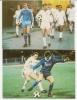 Pocket Calendars USSR 1987 -  2 р. - Sport - Soccer - Team  Dynamo (Kiev) - Calendriers