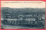 CPA 15 LAROQUEBROU Esplanade Du Champ De Foire Et Quais   ( Ro1 Canton De SAINT PAUL DES LANDES - Autres Communes