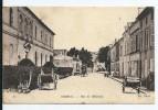 Ribérac ( Dordogne) Rue De L' Hôpital , Animée,(voir Détails) - Riberac