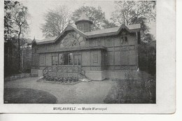 Morlanwelz-Musée Warocqué. - Morlanwelz