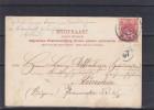 Pays Bas - Carte Postale De 1905 - Oblitération Arnhem - Brieven En Documenten