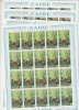 Zaire 1985 WWF/Okapi 4v Sheetlets  ** Mnh (F4643C) - Zaïre