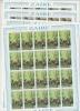 Zaire 1985 WWF/Okapi 4v Sheetlets  ** Mnh (F4643D) - Zaïre