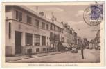 92 - BOURG-LA-REINE - La Poste Et La Grande Rue - Edition Rezé - 1939 - Bourg La Reine
